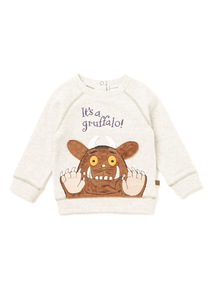 Grey Gruffalo Sweatshirt (0-24 months)