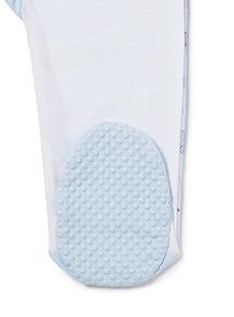 Blue Eeyore Sleepsuit (0-12 months)