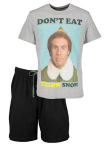 Christmas Elf Short Pyjamas