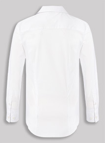 White Blouse With Stretch (10-16 years)