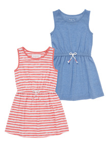 Dresses 2 Pack (9 months - 6 years)