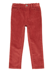 Red Cord Trouser (9 months-6 years)