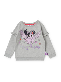 Grey My Little Pony Print Sweatshirt (9 months-7 years)