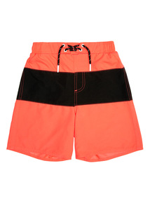 Multicoloured Swim Shorts