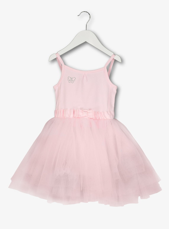 e82948ae4c22 Kids Pink Lace Ballet Dress (2-12 years) | Tu clothing