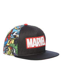 Boys Multicoloured Disney Marvel Snapback
