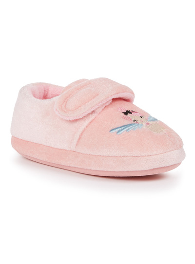 Pink Fairy Full Slipper (3 - 14 years)