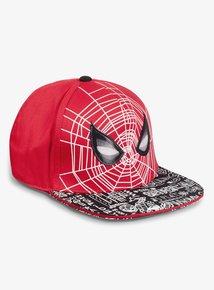 ddd998bd8ca Disney Marvel Red Spiderman Cap (3-13 years)