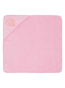 Girls Pink Superbaby Towel