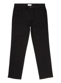 Black Moleskin Trousers