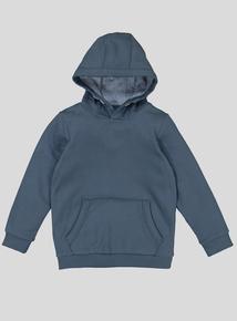 Grey Overhead Hoodie (3 - 14 years)