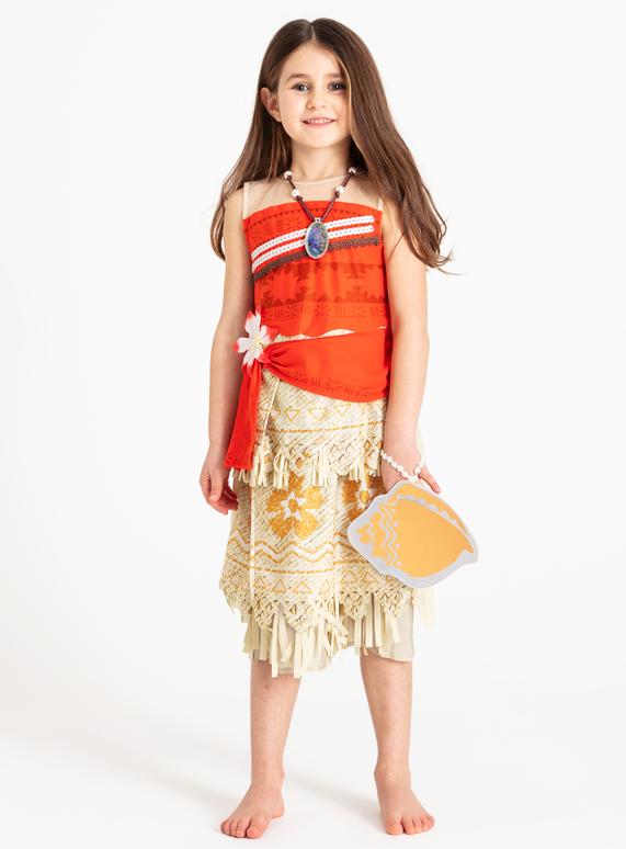 5473b9c8a64 Fancy Dress Online Exclusive Disney Moana Costume (3-10 Years)