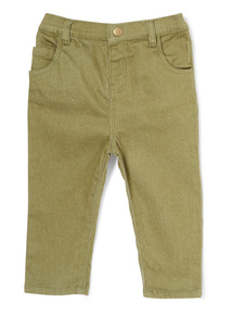 Green Jeans (0-24 months)