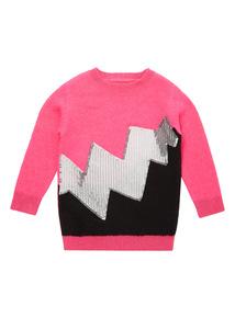 Pink Flash Knitwear (3-14 years)