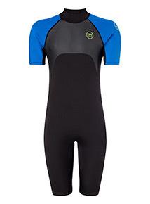 Colourblock Short Wetsuit