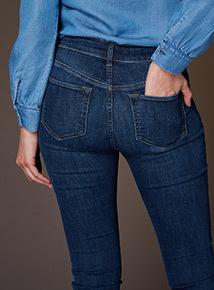 Premium Trumpet Hem Jeans