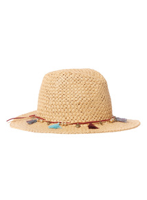 Multicoloured Festival Fedora (1 - 12 years)