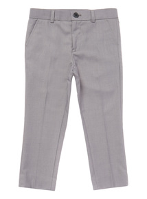 Grey Occasion Trousers (3 - 14 years)