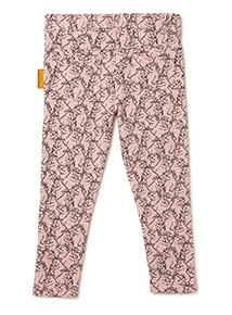 Pink Gruffalo Print Jeggings (9 Months- 6 Years)