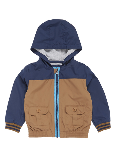 lovely luster hot products wide selection of designs SKU SS15 PH3 BOYS JUNGLE EXPLORER LIGHTWEIGHT JACKET:Brown