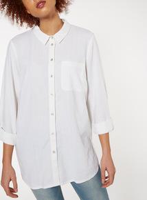 Linen Button Up Shirt