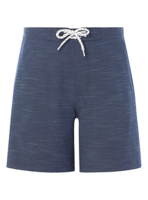 Navy Swim Shorts
