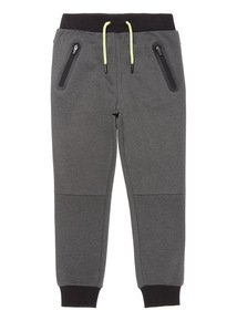 Boys Black Active Jogger (5-14 years)