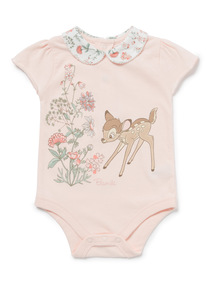 Light Pink Disney Bambi Bodysuit (Newborn-12 months)