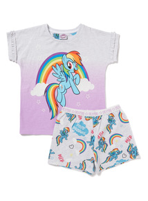 Multicoloured My Little Pony Pyjamas (3-12 years)