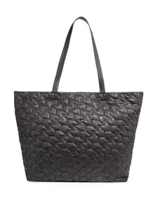 Black Active Shopper Bag