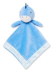 Blue Dinosaur Comforter