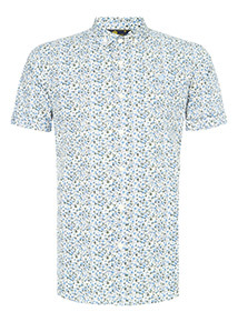 Admiral Multicoloured Floral Shirt