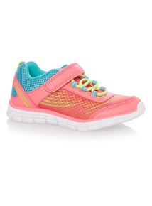 Girls Multicoloured Sports Trainers
