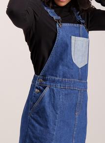 Blue Denim Pinny Dress