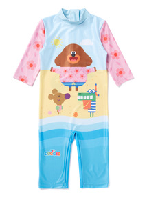 Multicoloured Hey Duggee Sunsafe (12 months - 6 years)