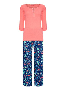 Umbrella Print Pyjamas