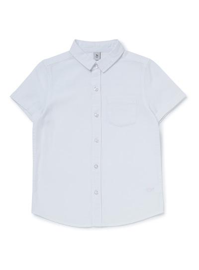 White Linen Shirt (3-14 years)