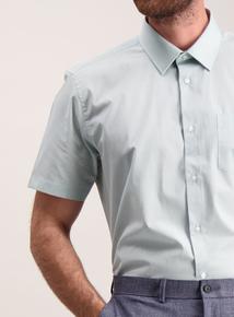 Online Exclusive Mint Green Short Sleeve Shirt 2 Pack